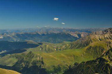 37a. View from top Pic du Midi